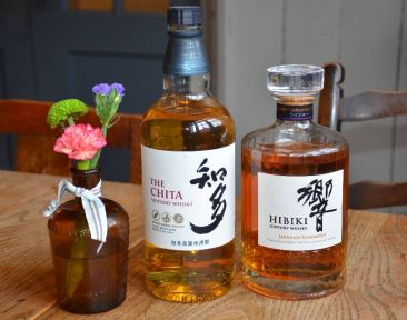 Japanese whisky! Some of the best in the world. Find out what all the fuss is about with these two!